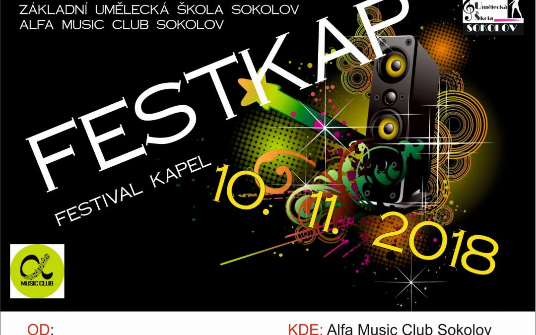 FESTKAP – festival kapel