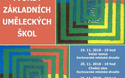 Festival tvorby ZUŠ Karlovarského kraje