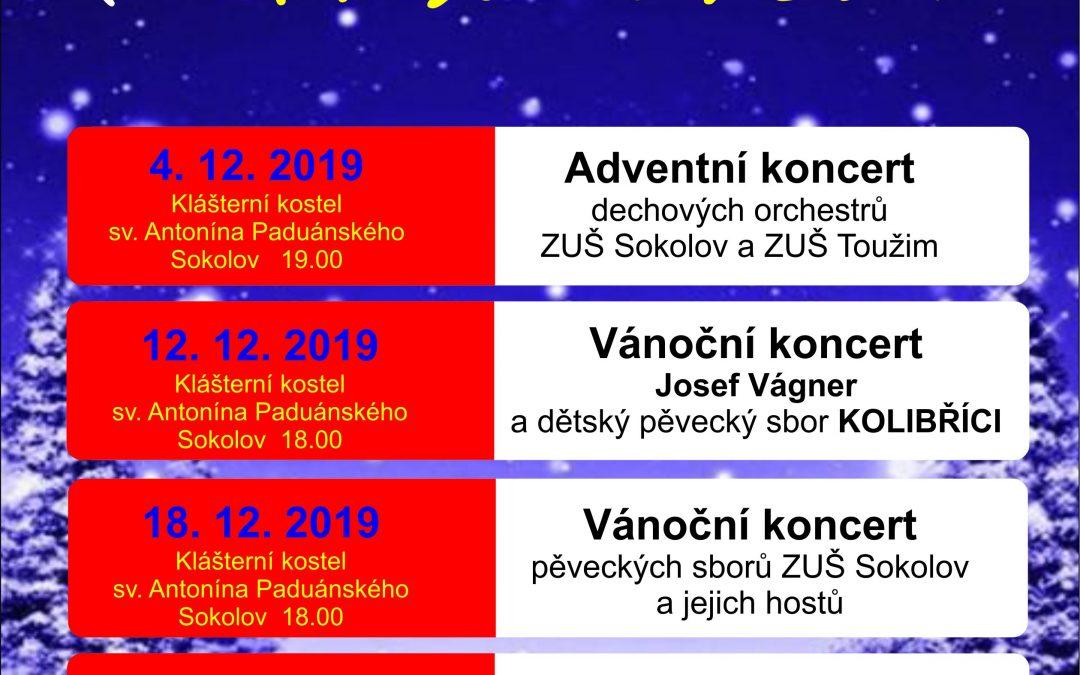 Vánoční akce školy